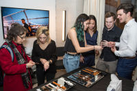 Washington Square Watches Pop-up and Monogram launch party at MOXY Times Square #156