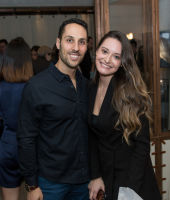 Washington Square Watches Pop-up and Monogram launch party at MOXY Times Square #159