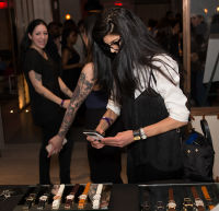 Washington Square Watches Pop-up and Monogram launch party at MOXY Times Square #179