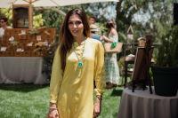 Katia Francesconi of The Francesconi-Tisch Charitable Fund and Erica Pelosini host an Earth Day Picnic #34