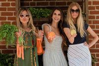 Katia Francesconi of The Francesconi-Tisch Charitable Fund and Erica Pelosini host an Earth Day Picnic #42