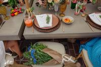 Katia Francesconi of The Francesconi-Tisch Charitable Fund and Erica Pelosini host an Earth Day Picnic #57