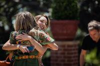 Katia Francesconi of The Francesconi-Tisch Charitable Fund and Erica Pelosini host an Earth Day Picnic #15