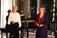 Changing the World through Art:  A Cocktail and Concert with Metropolitan Opera stars, Alice Coote, Joyce DiDonato & Bryan Wagorn #265