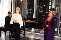 Changing the World through Art:  A Cocktail and Concert with Metropolitan Opera stars, Alice Coote, Joyce DiDonato & Bryan Wagorn #272