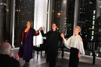 Changing the World through Art:  A Cocktail and Concert with Metropolitan Opera stars, Alice Coote, Joyce DiDonato & Bryan Wagorn #288