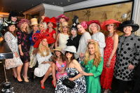 CEO Michelle-Marie Heinemann of Old Fashioned Mom Magazine hosts her 9th Annual Bellini and Bloody Mary Hat Party at Bar Pleiades #1