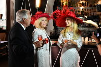 CEO Michelle-Marie Heinemann of Old Fashioned Mom Magazine hosts her 9th Annual Bellini and Bloody Mary Hat Party at Bar Pleiades #13