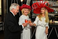 CEO Michelle-Marie Heinemann of Old Fashioned Mom Magazine hosts her 9th Annual Bellini and Bloody Mary Hat Party at Bar Pleiades #17