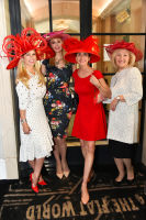 CEO Michelle-Marie Heinemann of Old Fashioned Mom Magazine hosts her 9th Annual Bellini and Bloody Mary Hat Party at Bar Pleiades #34