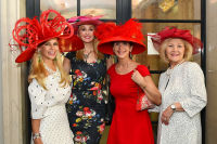 CEO Michelle-Marie Heinemann of Old Fashioned Mom Magazine hosts her 9th Annual Bellini and Bloody Mary Hat Party at Bar Pleiades #27