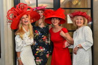 CEO Michelle-Marie Heinemann of Old Fashioned Mom Magazine hosts her 9th Annual Bellini and Bloody Mary Hat Party at Bar Pleiades #29