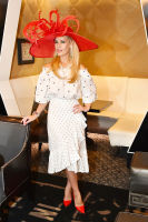 CEO Michelle-Marie Heinemann of Old Fashioned Mom Magazine hosts her 9th Annual Bellini and Bloody Mary Hat Party at Bar Pleiades #9
