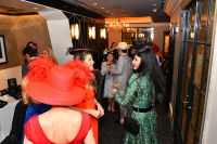 CEO Michelle-Marie Heinemann of Old Fashioned Mom Magazine hosts her 9th Annual Bellini and Bloody Mary Hat Party at Bar Pleiades #38