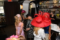 CEO Michelle-Marie Heinemann of Old Fashioned Mom Magazine hosts her 9th Annual Bellini and Bloody Mary Hat Party at Bar Pleiades #32