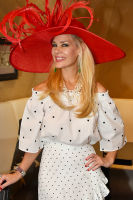 CEO Michelle-Marie Heinemann of Old Fashioned Mom Magazine hosts her 9th Annual Bellini and Bloody Mary Hat Party at Bar Pleiades #7