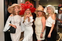 CEO Michelle-Marie Heinemann of Old Fashioned Mom Magazine hosts her 9th Annual Bellini and Bloody Mary Hat Party at Bar Pleiades #41