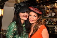 CEO Michelle-Marie Heinemann of Old Fashioned Mom Magazine hosts her 9th Annual Bellini and Bloody Mary Hat Party at Bar Pleiades #49