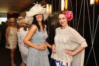 CEO Michelle-Marie Heinemann of Old Fashioned Mom Magazine hosts her 9th Annual Bellini and Bloody Mary Hat Party at Bar Pleiades #63