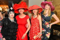 CEO Michelle-Marie Heinemann of Old Fashioned Mom Magazine hosts her 9th Annual Bellini and Bloody Mary Hat Party at Bar Pleiades #62
