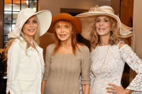 CEO Michelle-Marie Heinemann of Old Fashioned Mom Magazine hosts her 9th Annual Bellini and Bloody Mary Hat Party at Bar Pleiades #65