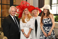 CEO Michelle-Marie Heinemann of Old Fashioned Mom Magazine hosts her 9th Annual Bellini and Bloody Mary Hat Party at Bar Pleiades #67