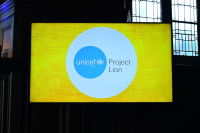 PROJECT LION (by UNICEF) Launch #15