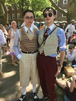 The 13th Annual Jazz Age Lawn Party #12