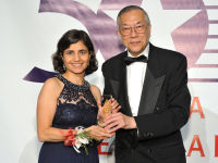 Outstanding 50 Asian Americans in Business 2018 Award Gala part 1 #72