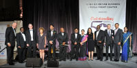 Outstanding 50 Asian Americans in Business 2018 Awards Gala part 2 #131