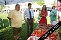 """Shop the Nutrition Rainbow"" Tour at Sag Harbor Farmers' Market #55"