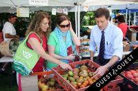 """Shop the Nutrition Rainbow"" Tour at Sag Harbor Farmers' Market #67"