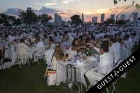 Diner En Blanc NYC 2014 #187