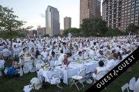 Diner En Blanc NYC 2014 #215