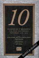 EN Japanese Brasserie 10th Anniversary Celebration #1