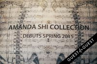 Amanda Shi Spring 2015 Collection Preview #59