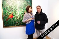 Dawn to Decadence: A solo show of paintings by Annika Connor #12