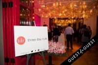 Three Day Rule Launch Party #68