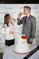 The Knot & the Guinness Book of Records Host the Largest Champagne Toast #76