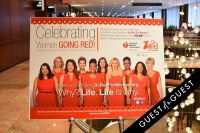 The 2015 NYC Go Red For Women Luncheon #16
