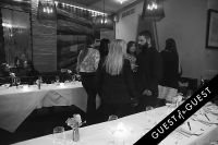 Fausto Puglisi celebrates his Emanuel Ungaro FW15 Collection with an intimate dinner at Wallse #6