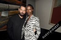 Fausto Puglisi celebrates his Emanuel Ungaro FW15 Collection with an intimate dinner at Wallse #16