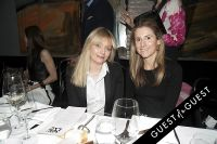 Fausto Puglisi celebrates his Emanuel Ungaro FW15 Collection with an intimate dinner at Wallse #19