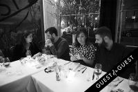 Fausto Puglisi celebrates his Emanuel Ungaro FW15 Collection with an intimate dinner at Wallse #24