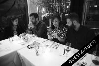 Fausto Puglisi celebrates his Emanuel Ungaro FW15 Collection with an intimate dinner at Wallse #25