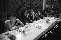 Fausto Puglisi celebrates his Emanuel Ungaro FW15 Collection with an intimate dinner at Wallse #29