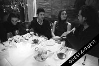 Fausto Puglisi celebrates his Emanuel Ungaro FW15 Collection with an intimate dinner at Wallse #32