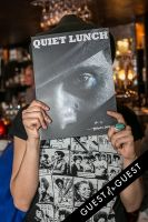 Quiet Lunch Magazine Launch #11