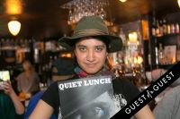 Quiet Lunch Magazine Launch #12