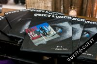 Quiet Lunch Magazine Launch #20